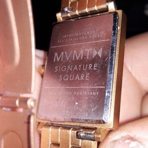 MVMT Accessories - MVMT signature square womens watch